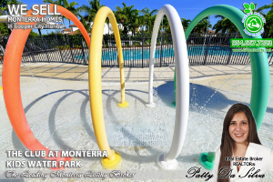 Monterra Community Pool and Kids Water Park Playground